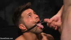 Sebastian Keys - A Hard Place: Casey Everett Tormented And Fucked In Full Suspension | Picture (31)