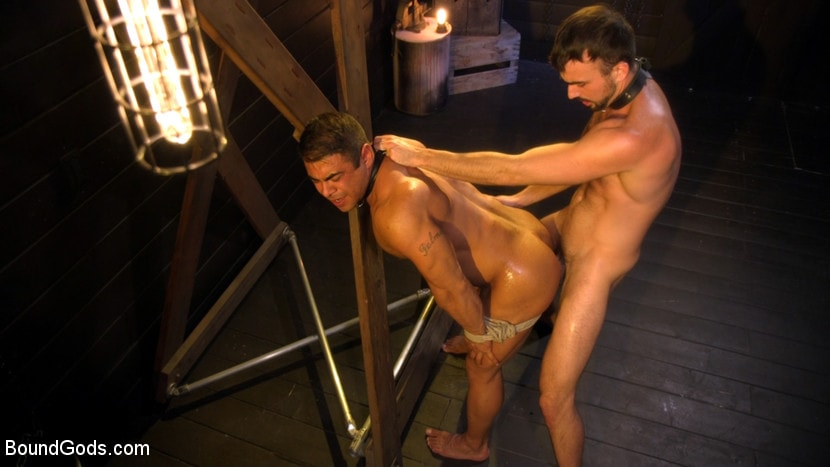 Sebastian Keys - Dungeon Muscle Challenge: Two Pain Sluts Pushed To Their Limits | Picture (16)