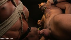 Sebastian Keys - Dungeon Muscle Challenge: Two Pain Sluts Pushed To Their Limits | Picture (6)