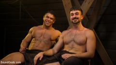 Sebastian Keys - Dungeon Muscle Challenge: Two Pain Sluts Pushed To Their Limits | Picture (20)