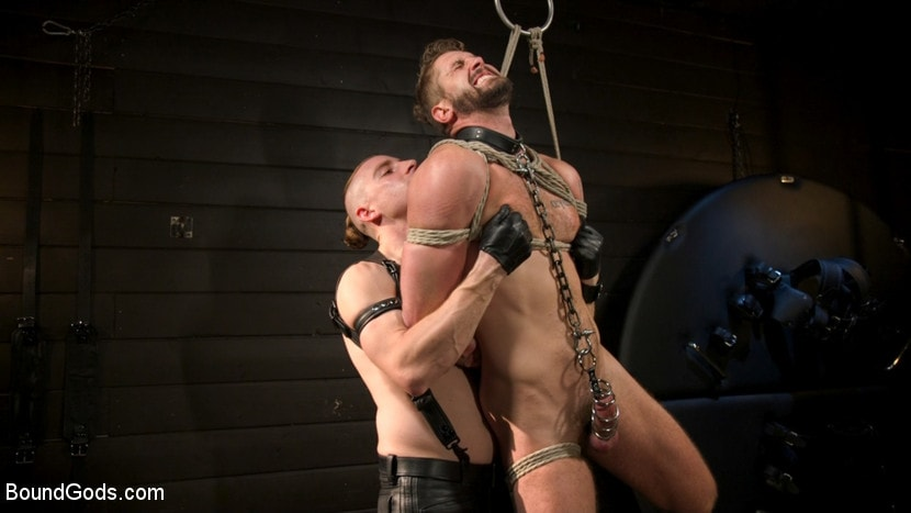Sebastian Keys - Pushing Wesley: Wesley Woods submits to Sebastian Keys | Picture (13)