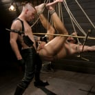 Sebastian Keys in 'Pushing Wesley: Wesley Woods submits to Sebastian Keys'