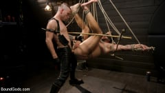 Sebastian Keys - Pushing Wesley: Wesley Woods submits to Sebastian Keys | Picture (2)