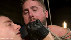 Sebastian Keys - Pushing Wesley: Wesley Woods submits to Sebastian Keys | Picture (6)