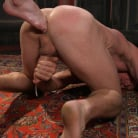 Sebastian Keys in 'Sore Loser: Muscle stud Pierce Paris Gets Beat and Foot-Fucked'