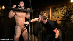 Sebastian Keys - Stocked and Cocked: Seth Santoro Beaten and Fucked in a Stockade | Picture (1)