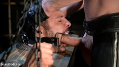 Sebastian Keys - Stocked and Cocked: Seth Santoro Beaten and Fucked in a Stockade | Picture (3)