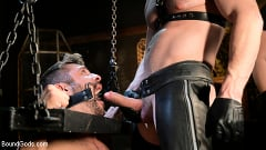 Sebastian Keys - Stocked and Cocked: Seth Santoro Beaten and Fucked in a Stockade | Picture (4)