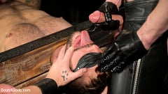 Sebastian Keys - Stocked and Cocked: Seth Santoro Beaten and Fucked in a Stockade | Picture (12)