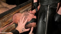 Sebastian Keys - Stocked and Cocked: Seth Santoro Beaten and Fucked in a Stockade | Picture (13)
