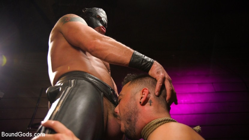 Sebastian Keys - The Slave, His Master, and Their Gimp | Picture (1)