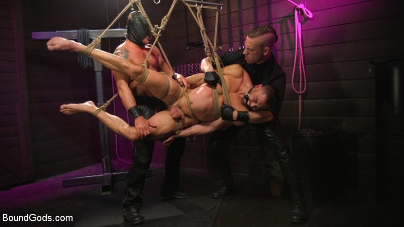 Sebastian Keys - The Slave, His Master, and Their Gimp | Picture (22)