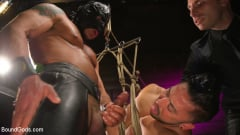 Sebastian Keys - The Slave, His Master, and Their Gimp | Picture (18)