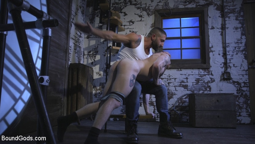 Sharok - Cheating Slut: Nick Milani Submits to Sharok and His Hard Cock | Picture (6)