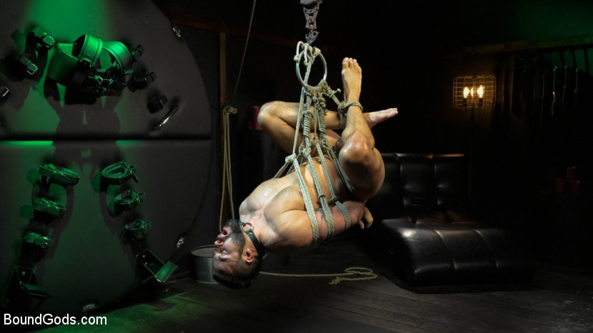 Sharok - Franco Gets FUCKED: New Slave Flogged and Fucked by Sharok | Picture (18)