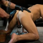 Sharok in 'Franco Gets FUCKED: New Slave Flogged and Fucked by Sharok'