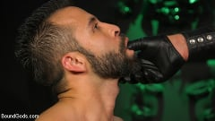 Sharok - Franco Gets FUCKED: New Slave Flogged and Fucked by Sharok | Picture (3)