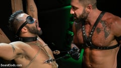 Sharok - Franco Gets FUCKED: New Slave Flogged and Fucked by Sharok | Picture (5)
