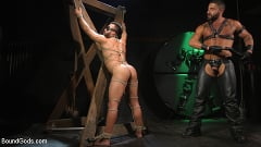 Sharok - Franco Gets FUCKED: New Slave Flogged and Fucked by Sharok | Picture (8)