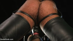 Sharok - Franco Gets FUCKED: New Slave Flogged and Fucked by Sharok | Picture (15)