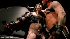 Tobias - The Torment of Tobias: Muscle hunk submits to Michael Roman | Picture (20)