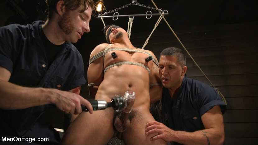 Tony Prower - ...But Your Dick Says Yes: Tony Prower Edged In Full Suspension | Picture (13)