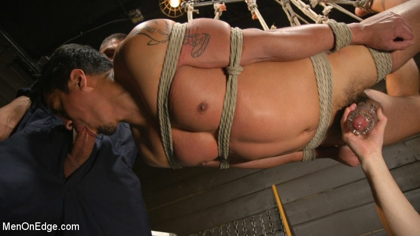 Tony Prower - ...But Your Dick Says Yes: Tony Prower Edged In Full Suspension | Picture (24)