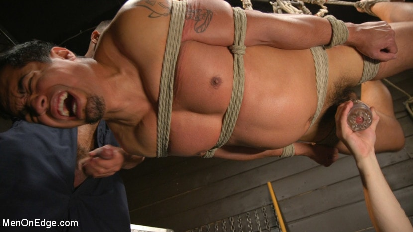 Tony Prower - ...But Your Dick Says Yes: Tony Prower Edged In Full Suspension | Picture (25)