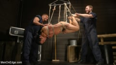 Tony Prower - ...But Your Dick Says Yes: Tony Prower Edged In Full Suspension | Picture (26)