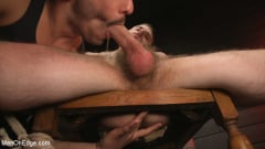 William Crown - William Crown Gets His Big Hard Dick Choked And Edged | Picture (8)