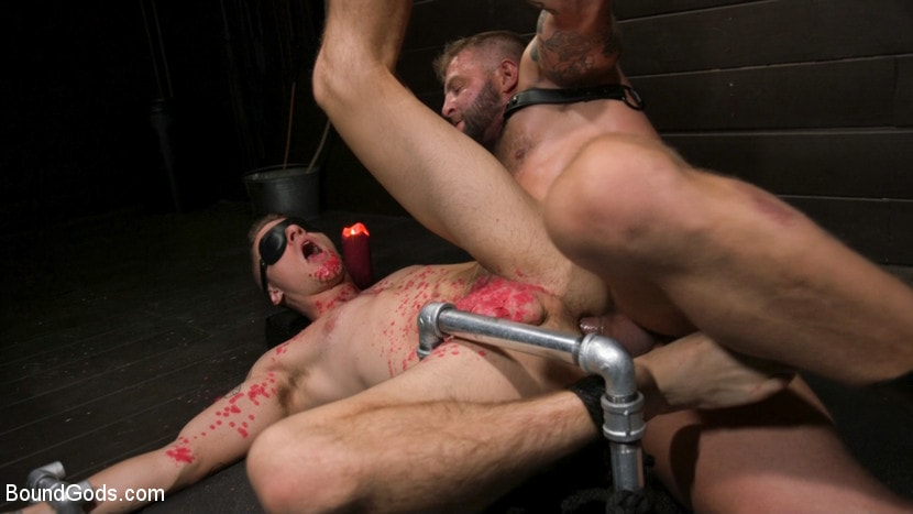 Zak Bishop - Daddy's Boy: Leather Daddy Colby Jansen dominates Zak Bishop | Picture (11)