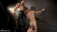 Zak Bishop - Daddy's Boy: Leather Daddy Colby Jansen dominates Zak Bishop | Picture (19)