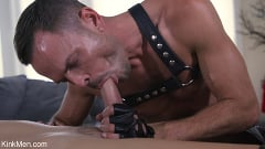 Zak Bishop - Greedy Boy: Zak Bishop Fucked RAW by Daddy Trent Summers | Picture (7)