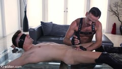 Zak Bishop - Greedy Boy: Zak Bishop Fucked RAW by Daddy Trent Summers | Picture (9)