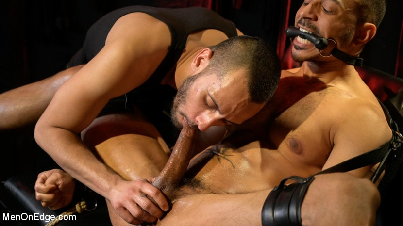 Zario Travezz - Zario Travezz: Bound, Shocked, Fucked and Edged | Picture (17)