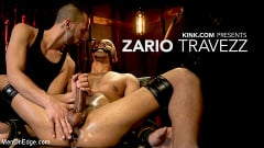 Zario Travezz - Zario Travezz: Bound, Shocked, Fucked and Edged | Picture (1)