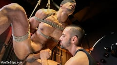 Zario Travezz - Zario Travezz: Bound, Shocked, Fucked and Edged | Picture (9)