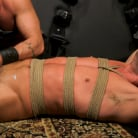 Colby Tucker in 'Tuckered Out: New Slave Kept on the Edge'