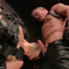 Dale Savage in 'Muscle Daddy Dale Savage Punishes Big-Dicked Mason Lear'