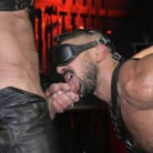 Dale Savage in 'Power Fuck: Hot Leather Men Inflict Muscle Domination and Intense Pain'