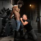 Devin Trez in 'Taken and Edged: Leather Dom Devin Trez Submits to Dominic Pacifico'