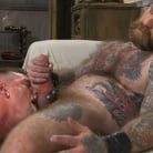Jack Dixon in 'Cody Winter Gets Thrashed and Fucked by Hairy Muscle Daddy Jack Dixon'