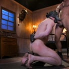 Mac Savage in 'Housebroken: Beefy Underwear Pervert Breaks Into The Wrong House'