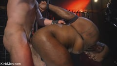 Micah Martinez - Savage Cock: Dale Savage Torments and Fucks Micah Martinez - RAW | Picture (2)