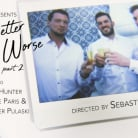 Pierce Paris in 'For Better or For Worse Part 2: Step Brother Gets RAW Vengeance'