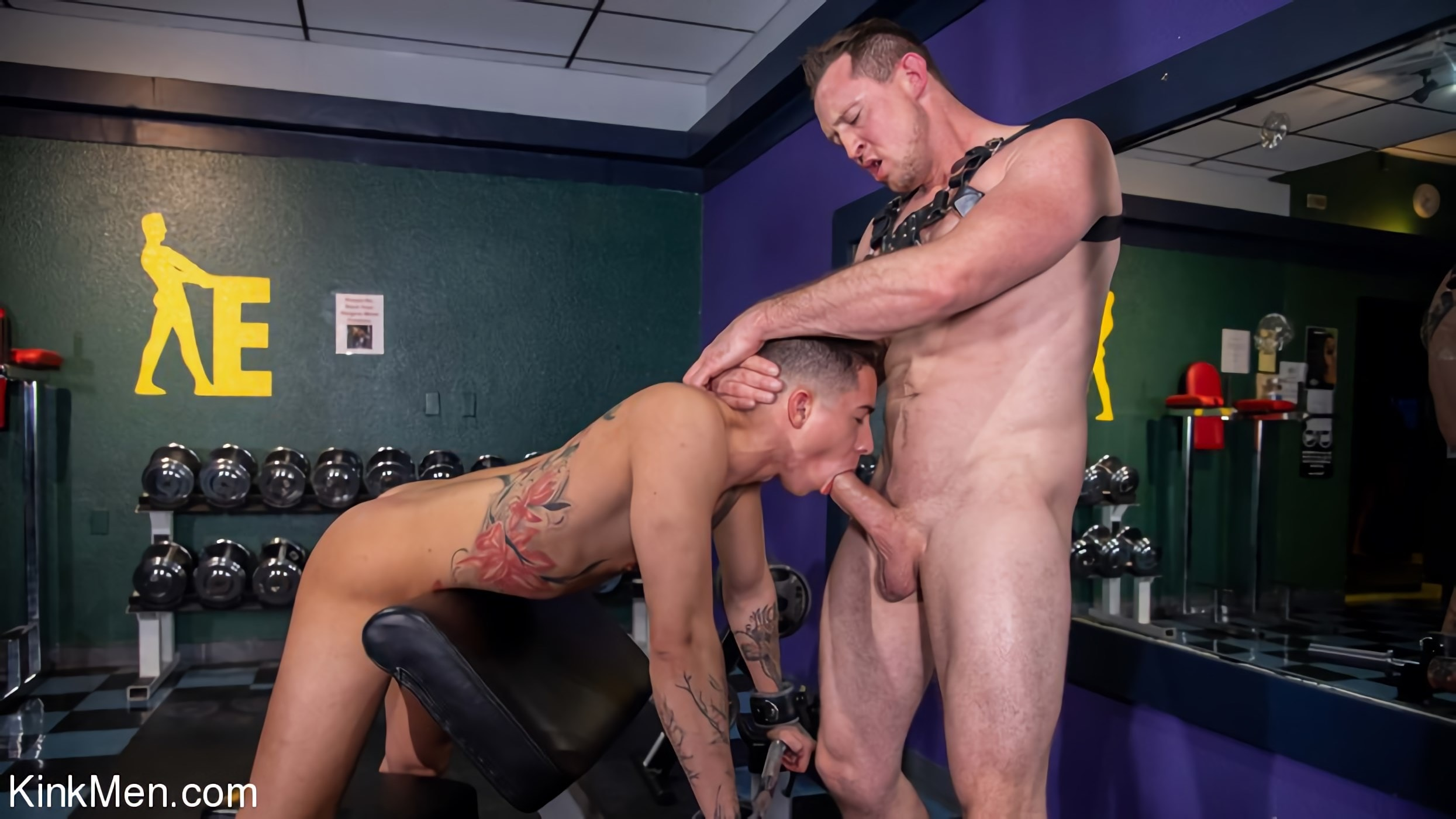 Pierce Paris - No Pain No Gain: Vincent O'Reilly Takes Pierce Paris' Monster Cock | Picture (9)