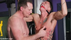 Pierce Paris - No Pain No Gain: Vincent O'Reilly Takes Pierce Paris' Monster Cock | Picture (3)