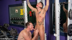 Pierce Paris - No Pain No Gain: Vincent O'Reilly Takes Pierce Paris' Monster Cock | Picture (6)