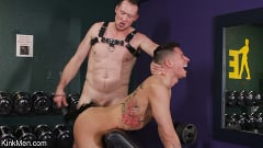 Pierce Paris - No Pain No Gain: Vincent O'Reilly Takes Pierce Paris' Monster Cock | Picture (11)