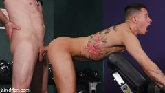 Pierce Paris - No Pain No Gain: Vincent O'Reilly Takes Pierce Paris' Monster Cock | Picture (19)